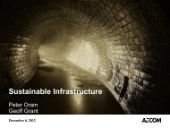 Sustainable Infrastructure - Ohiowater.org