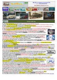 HILLSA - Empresas Autobuses Líneas