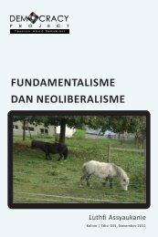 FUNDAMENTALISME DAN NEOLIBERALISME - Democracy Project