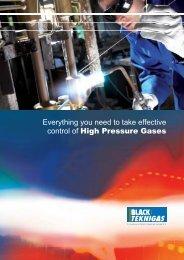 2913-01 Black Teknigas High Pressure Brochure
