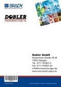 Katalog Antirutsch-Produkte - Dobler GmbH Dobler GmbH - Page 3
