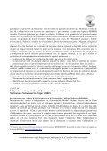 Compte rendu du séminaire - Euromedrights - Page 3