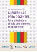 CUADERNILLO PARA DOCENTES - Plan Nacional de Lectura - Page 3
