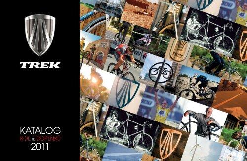 Katalog TREK 2011 - Legendbike.cz