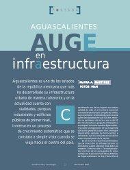 Aguascalientes auge en infraestructura - Instituto Mexicano del ...