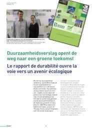 Duurzaamheidverslag opent de weg naar een groene toekomst - Febe