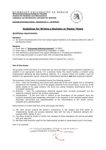 master thesis standards Format and binding of a thesis purpose of guidance the procedure sets out regulatory standards for the format and binding of postgraduate research theses to an electronic tape submission should normally consist of a digital or analogue master tape, along with a graphic sound-diffusion score for.