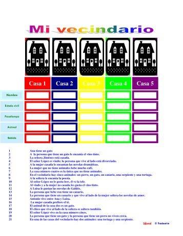 Materiales para la actividad en PDF - TodoEle.net