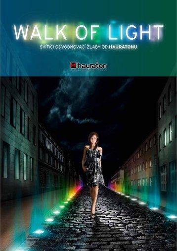 wALK of Light - Hauraton.com
