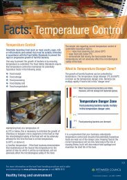 Facts: Temperature Control