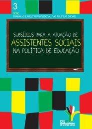 Subsídios para a atuação de assistentes sociais na política ... - CFESS