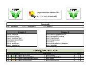 Spielplan - Schiedsrichtervereinigung Mönchengladbach/Viersen
