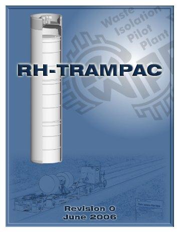 RH-TRAMPAC - Waste Isolation Pilot Plant - U.S. Department of ...