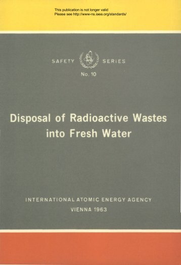 Safety_Series_010_1963 - gnssn - International Atomic Energy ...
