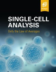 Single-cell Gene Expression brochure