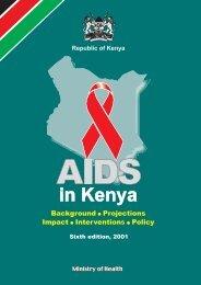 AIDS_in_Kenya 6.pdf - National AIDS Control Council