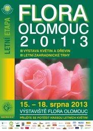 Flora Olomouc program