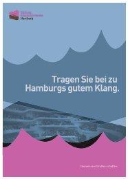 Stiftungs-Broschüre als pdf - Stiftung Elbphilharmonie Hamburg