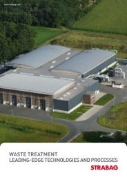 waste treatment state-of-the-art. technologies and processes with ...