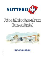 Innenausbau - Strabag AG