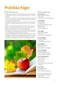 Utbildningar och aktiviteter 2011 - Riksbyggen - Page 3