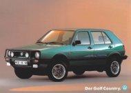 Der Golf Country. 69 - Volkswagen Classic