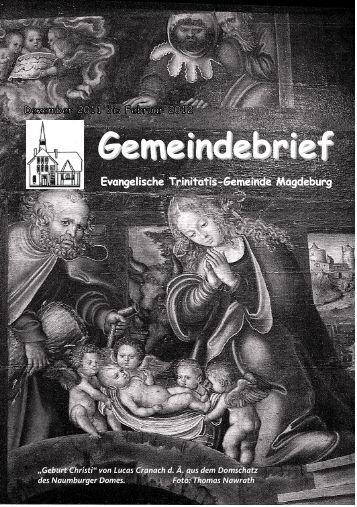 Gemeindebrief Dezember 2011 - Febr. 2012 - Evangelische ...