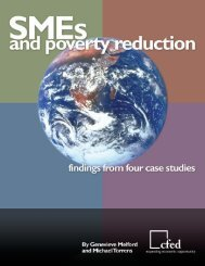 to download CFED's summary analysis of the four case studies.