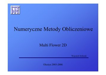 Multi Flower 2D