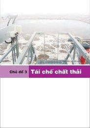 Hoaït ñoäng 3 Taùi cheá chaát thaûi - VVOB