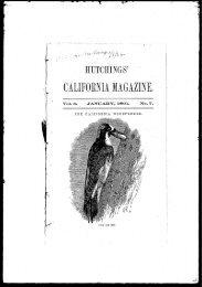 No. 55 (January 1861) [PDF] - Yosemite