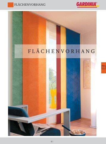 FLÄCHENVORHANG - Gardinia