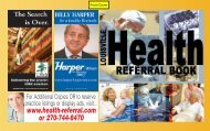 Louisville Referral Book - Health-referral.com