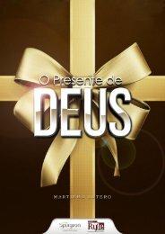O Presente de Deus - Livros evangélicos
