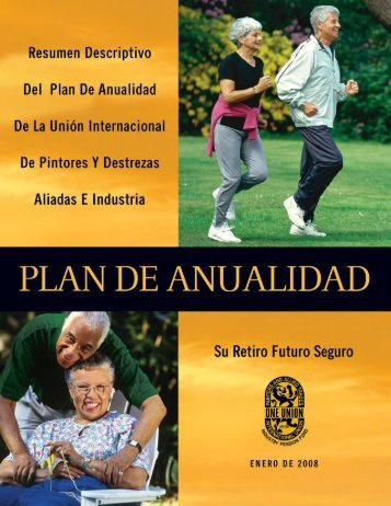Resumen Descriptivo del Plan - IUPAT