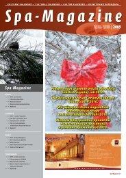 Spa-Magazine - Laverna Romana, sro