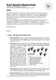 infoblatt_lernen_hau.. - bei der karl-spohn realschule