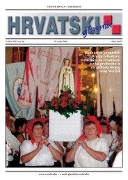 30. broj 23. srpnja 2009.