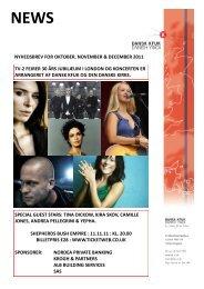 NYHEDSBREV FOR OKTOBER, NOVEMBER & DECEMBER 2011 ...