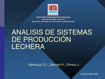 análisis - Ministerio de Agricultura, Ganadería y Pesca