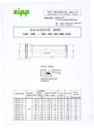 tzs 160/100-70/250 - podestav 300 - dn 1600 - Strabag AG