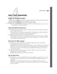 SQL Fundamentals I Exam Guide (Exam 1Z0-051)