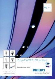 Uzzināt vairāk par Philips LED spuldzēm