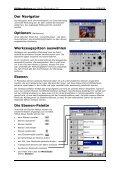 Digitale Bildbearbeitung mit Photoshop 5.0 - Medienzentrum Parabol - Page 3