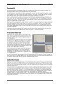 Digitale Bildbearbeitung mit Photoshop 5.0 - Medienzentrum Parabol - Page 4