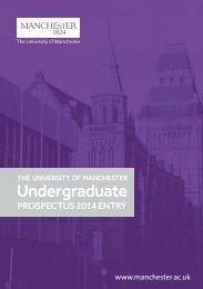 UGP course - Manchester Business School
