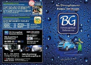 weiter - BG-Fahrzeugpflege