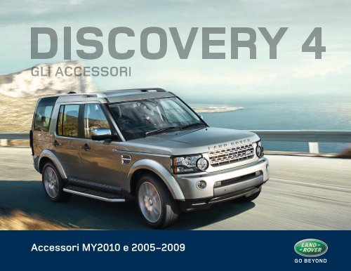 Accessori Discovery 4 2009.indd - Land Rover