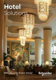 Downloads – Hotel Solutions Brochure - Schneider Electric