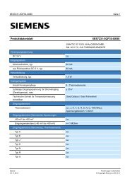 Product data sheet 6ES7231-5QF30-0XB0 - TP Automation e.K.